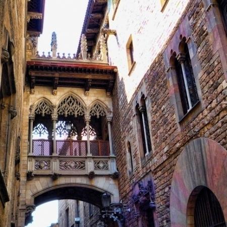 Visita guiada por el barrio gótico de Barcelona